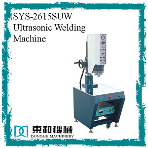 Ultrasonic Welding Machine (SYS-2615SUW) pictures & photos