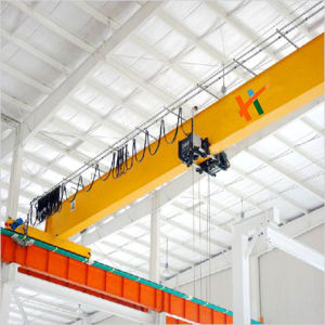 Widely Used 10t Cranes Single Girder Overhead Crane Price pictures & photos