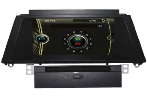Car DVD Player for BMW X5 X6 with GPS Navigation pictures & photos