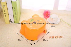 Greensource, in-Mould Labeling of Cartoon Small Bench pictures & photos