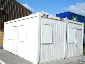 Prefabricated Container House Dormitory for Worker pictures & photos
