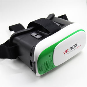 Factory Direct Sale Virtual Reality Vr Optic 3D Case for Smartphone pictures & photos
