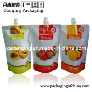 Juice Bag, Beverage Packaging, Juice Plastic Packaging Bag pictures & photos