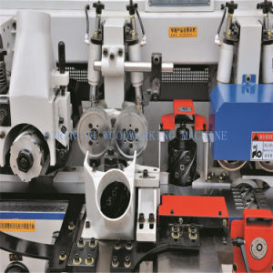 Wood Floor Making Machine for Wood Planing pictures & photos
