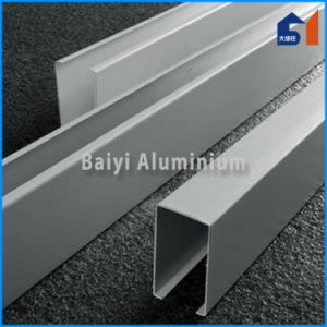 Strict Quality Control Round Aluminium Profile for Mosaic
