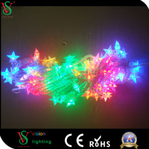 Premium Commercial LED String Light with Star pictures & photos