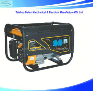 Key Start Portable Gasoline Generator pictures & photos