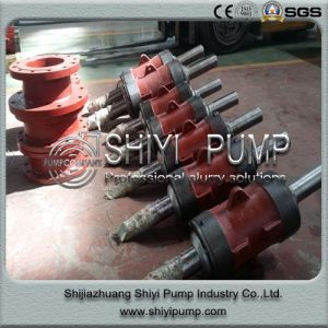 Coal Washy Water Treatment Centrifugal Slurry Pump Parts pictures & photos