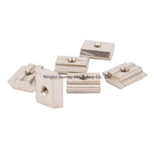 T Slot Drop in Slide Nut for 30 Series Aluminum Extrusion pictures & photos