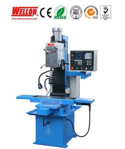 Economical CNC Drilling Milling Machine (CNC Milling Drilling Machine ZXK7035) pictures & photos