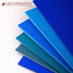 PVC Colored Rigid Sheets Plastic Sheets Shandong JTC Plastic pictures & photos