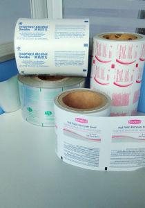 Aluminium Foil Laminated Paper for Alcohol Prep pictures & photos