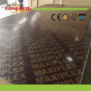 18mm Concrete Form Plywood From China Linyi Professional Factory