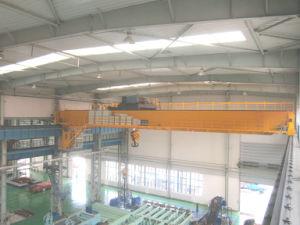 15ton European Style Double Beam Overhead Crane Manufacturer pictures & photos