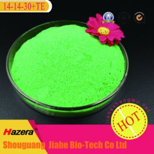 14-14-30 NPK Powder Water Soluble Farm Fertilizer for Irrigation