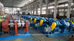 Standard Rubber Processing Diesel Engine Rubber Creper Machine pictures & photos