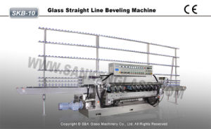 Skb-10 Glass Straight Beveling Machine pictures & photos