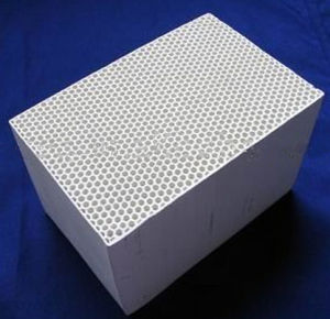 Cordierite/Mullite/Dense Cordierite Honeycomb Ceramic Heater Rto pictures & photos