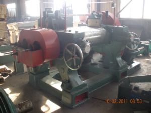 Rubber Open Two Roll Mixing Mill Machinery pictures & photos