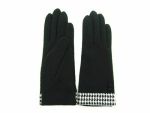 Lady Fashion Wool Gloves (JYG-25034) pictures & photos