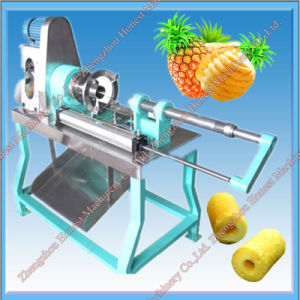 Hot Sale Pineapple Peeling and Coring Machine / Pineapple Peeling Machine pictures & photos