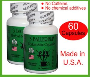 3 Ballerina Herbal Slim Capsule pictures & photos