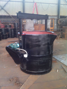 Ladle Foundry Ladle Casting Products pictures & photos