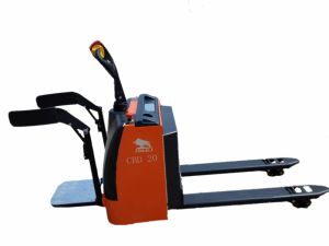 Electric and Power Pallet Truck pictures & photos