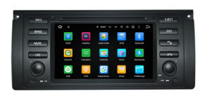 Hot Sale Touch 7 Inch Screen DVD Player Bw E39 Navigation pictures & photos