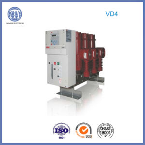 17.5kv 630A 1250A 1600A Triple Poles 60Hz Vmd Indoor Vacuum Circuit Breaker of Good Quality pictures & photos