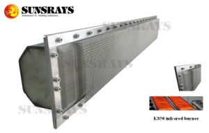 Composite Metal Mesh Group Infrared Burner (K850) Factory Price Sales pictures & photos