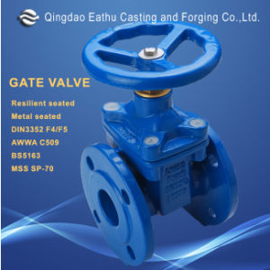 Cast Iron Gate Valve pictures & photos