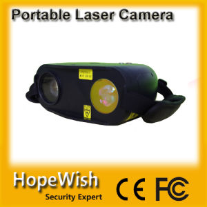 400m Night Vision Handheld Laser Infrared Camera pictures & photos