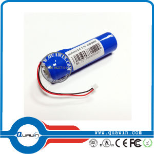 Li-ion Rechargeable Battery, 3.7V 18650 Lithium 2900mAh Battery pictures & photos