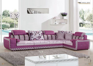 Southeast Asian Style Comfortable Fabric Sofa