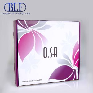 Full Color Logo Printed Custom Cosmetic Packaging Box pictures & photos