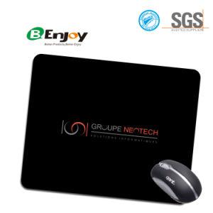 Neoprene Rubber Desktop Mousepad with Custom Logo Design pictures & photos