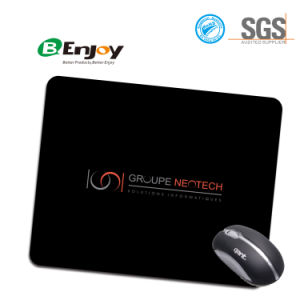 Neoprene Rubber Promotional Mousepad with Custom Logo Design pictures & photos