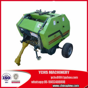 High Quality Straw Round Baler for Yto Tractor pictures & photos