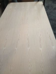Natural Red Oak Veneer Fancy Plywood Panel for Decorative 6mm 12mm 15mm pictures & photos