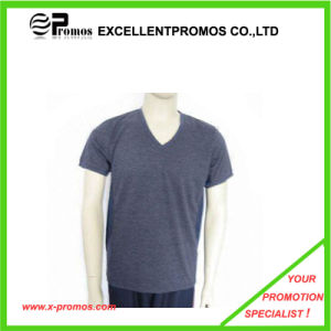 Cheap V Neck Promotional T Shirt (EP-S1012) pictures & photos
