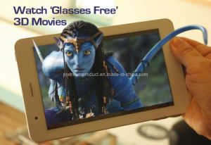 New Naked-Eye 3G Calling 3D Android MID Tablet PC with Dual or Quad Core