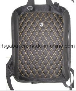 HP Polyester Slim Laptop Bag Backpack with 2 Ways Pack pictures & photos