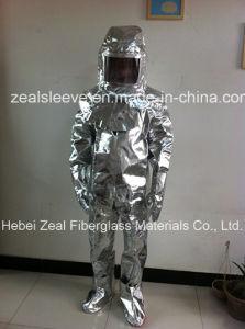 Aluminized Fiberglass Heat Insulation Fireproof Suits pictures & photos