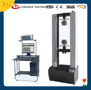 100kn Computer Control Electronic Universal Steel Pipe Testing Equipment