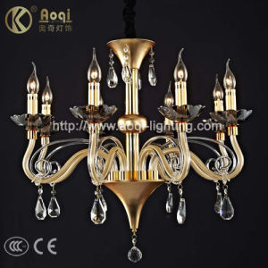 European Crystal Lamp (AQ-20015-8) pictures & photos