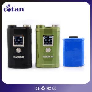 Wholesale Variable Voltage Ecig 260W Megatron Mod Vape Vaporizer in Stock