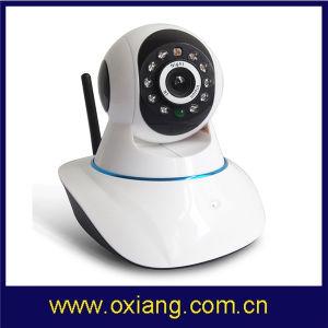 "1/3"" Color CMOS Sensor 1280*720 HD P2p WiFi IP Camera pictures & photos"