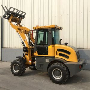Hot Sale Mini 1.5 Tons Front End Shovel Loaders pictures & photos