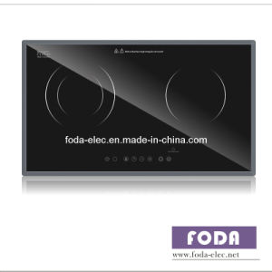 Embedded Built-in Flush Type Double Touch-Type Infrared /Hilight/Hi-Light Cooker/Not Induction Cooker/Ceramic Cooker